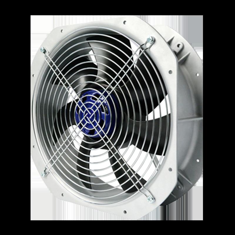 铝框式散热风扇
